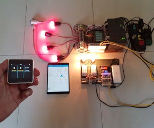 Home Assistant & Industrial Automation System