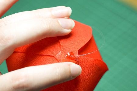 Alternative Materials: Acetate & Crepe Paper