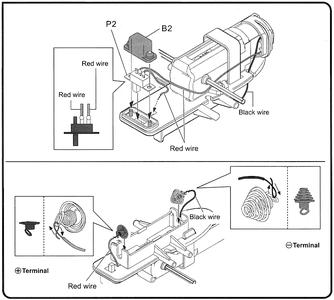 RoboSpider - Wiring