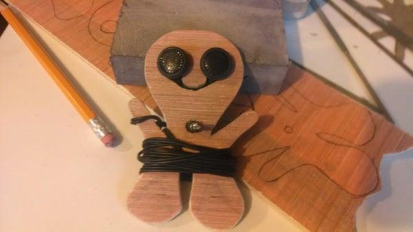 Creature Headphone Cord Wrap
