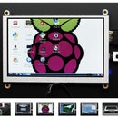 "800 X 480 - 5"" HDMI Display - Using Jessie With Pixel -  Resolution Issue"
