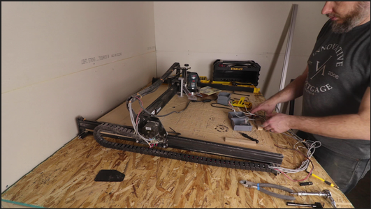 Disassemble Your X-Carve