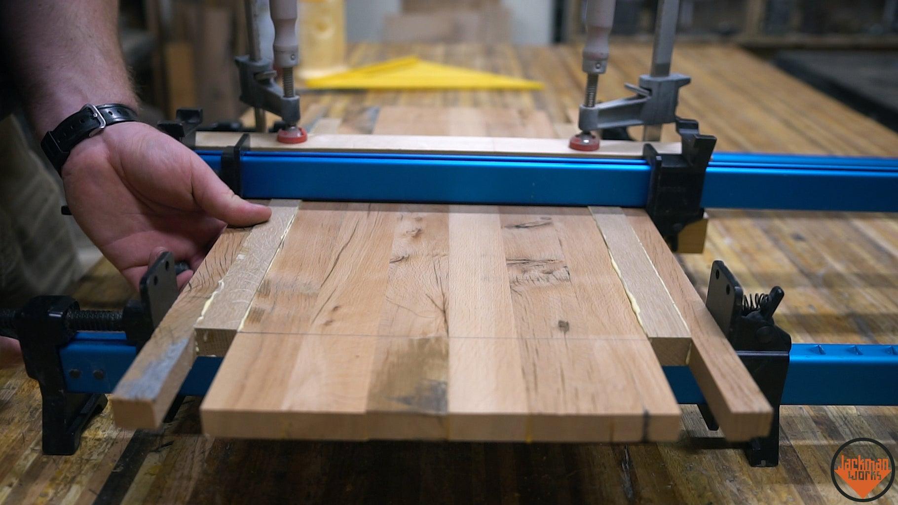 2nd Panel Glue-up