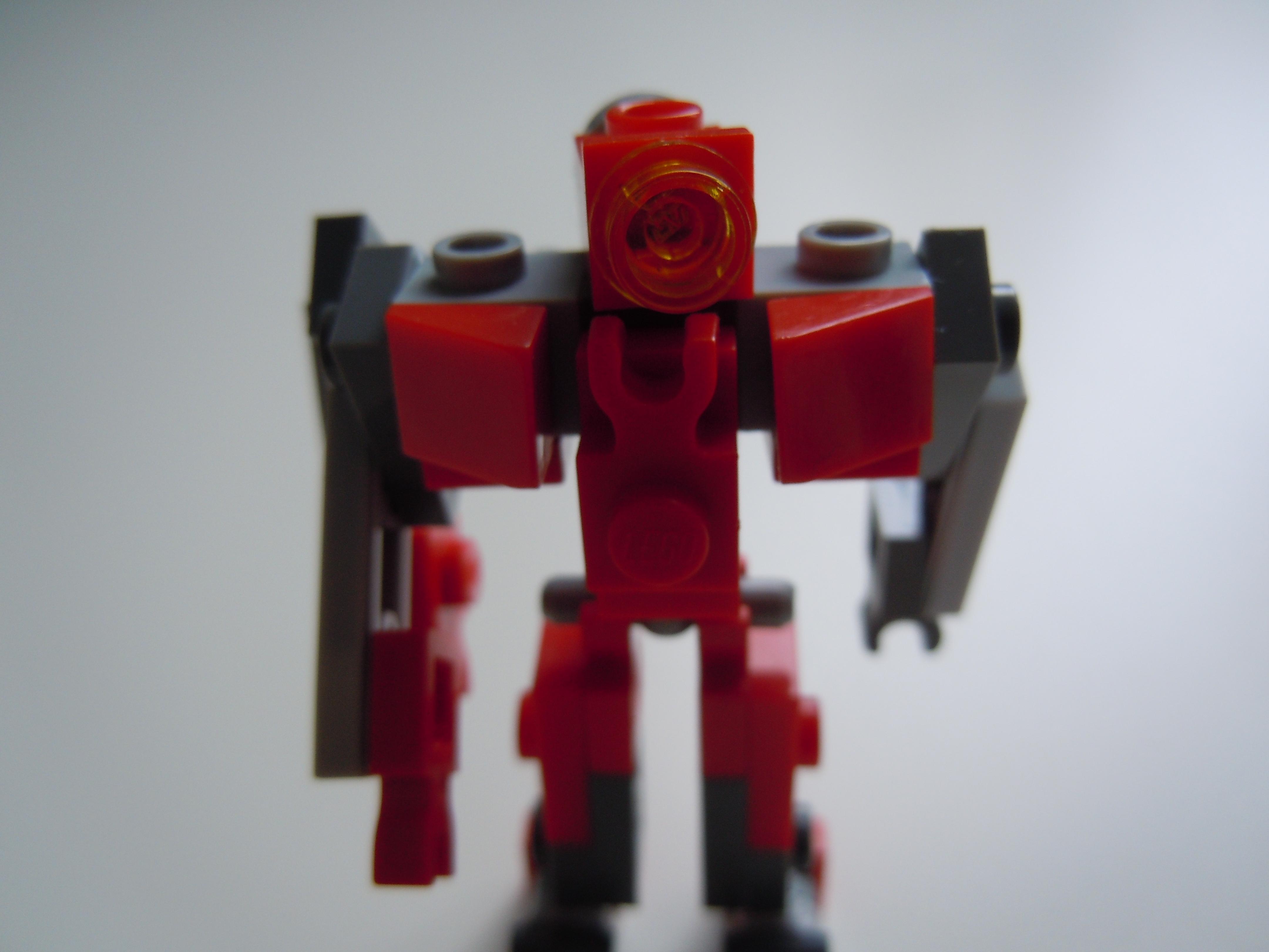 LEGO :: Pacific Rim: Crimson Typhoon