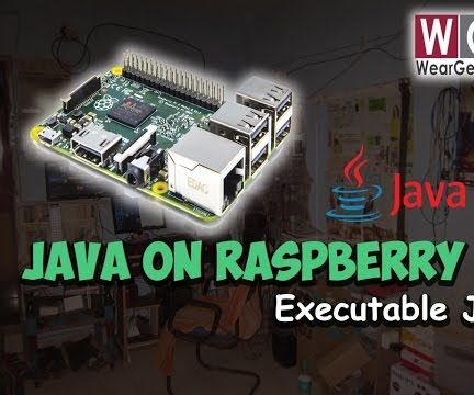 Running JAVA Applications on Raspberry Pi