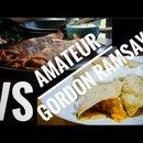 My Take on Gordon Ramsay's Spicy Potato Breakfast Pancakes   Egg Free