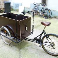 Build a Cargo Bike