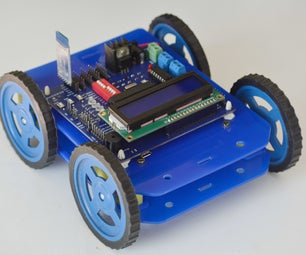 Bluetooth Controlled Rover With Dexter