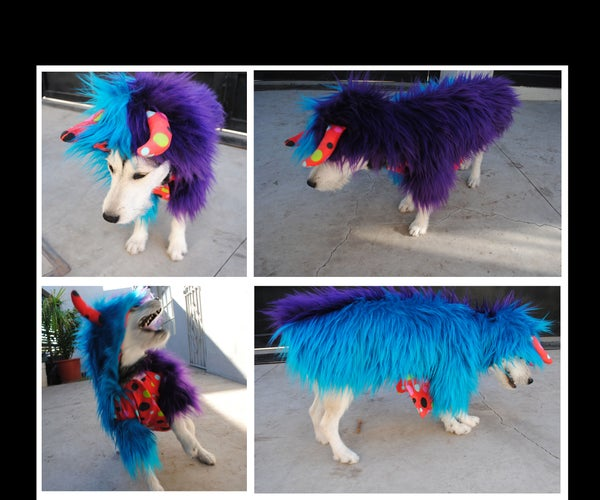 Monsters :: HOW TO MAKE DOG COSTUME