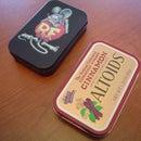 Altoids Tin Wallet