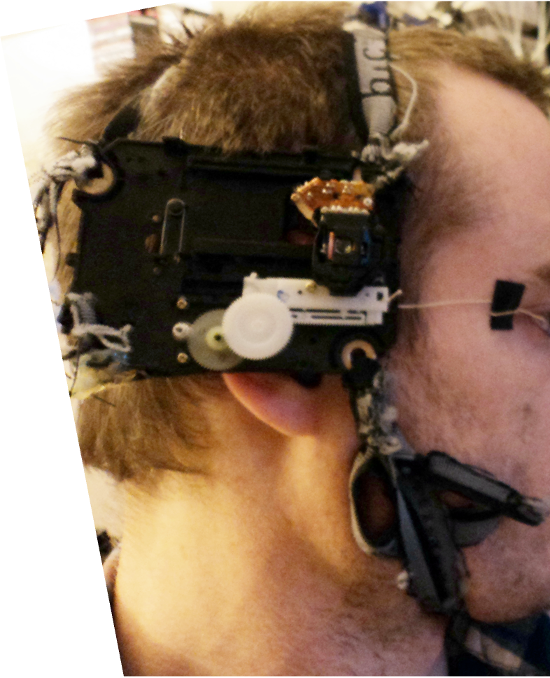 Squintasaurus: cybernetic dynamically adjustable vision enhancement system