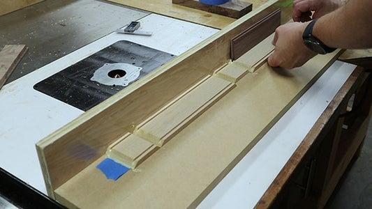 Assembling the Pencil Box