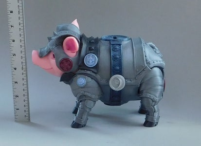 The Assembly of Sir Pigglesby
