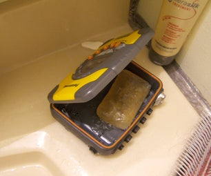 Walkman Soap Dish: No Soap Radio