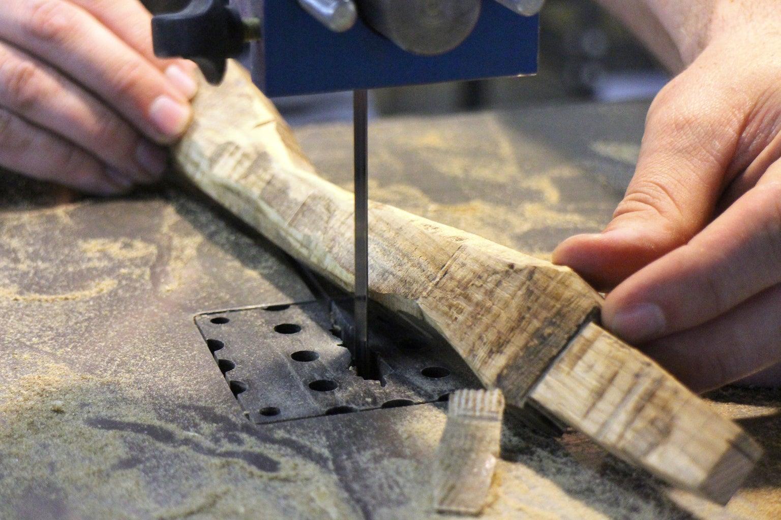 Refining Handle Shape