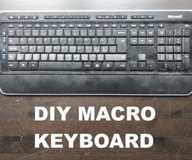 DIY Macro Keyboard