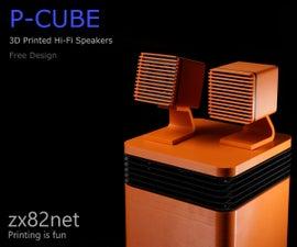 P-CUBE Speaker System