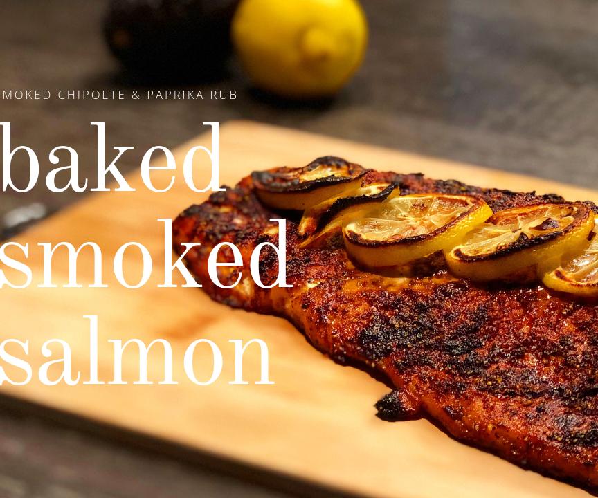 How to Make Oven Smoked Salmon