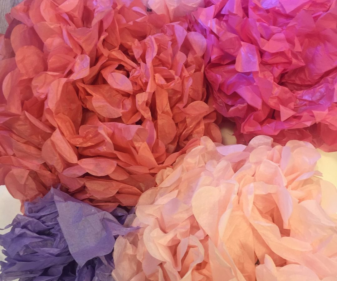 365 Paper Flowers