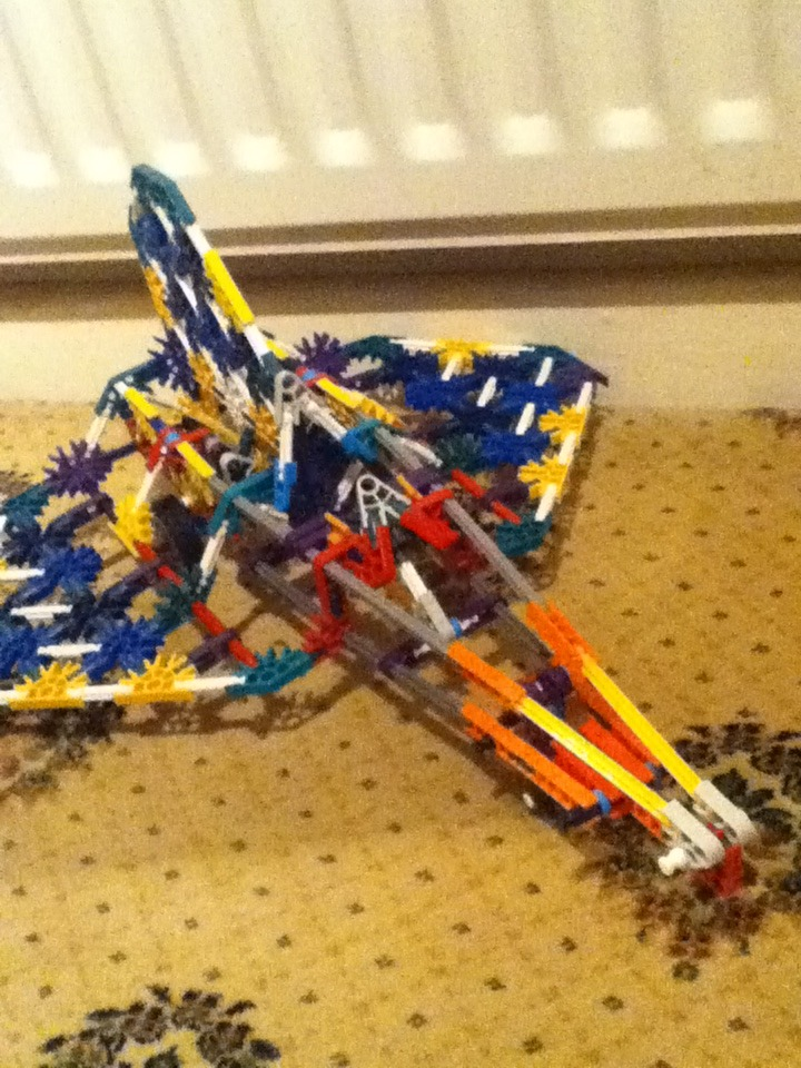 Knex Space Ship