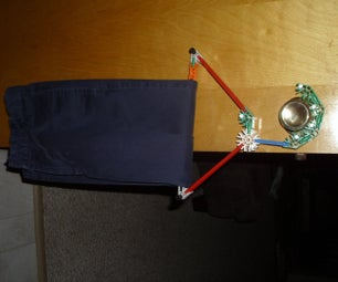 Knex Clothes Hanger