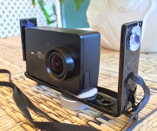 Inexpensive Stabilizer for Action Cameras
