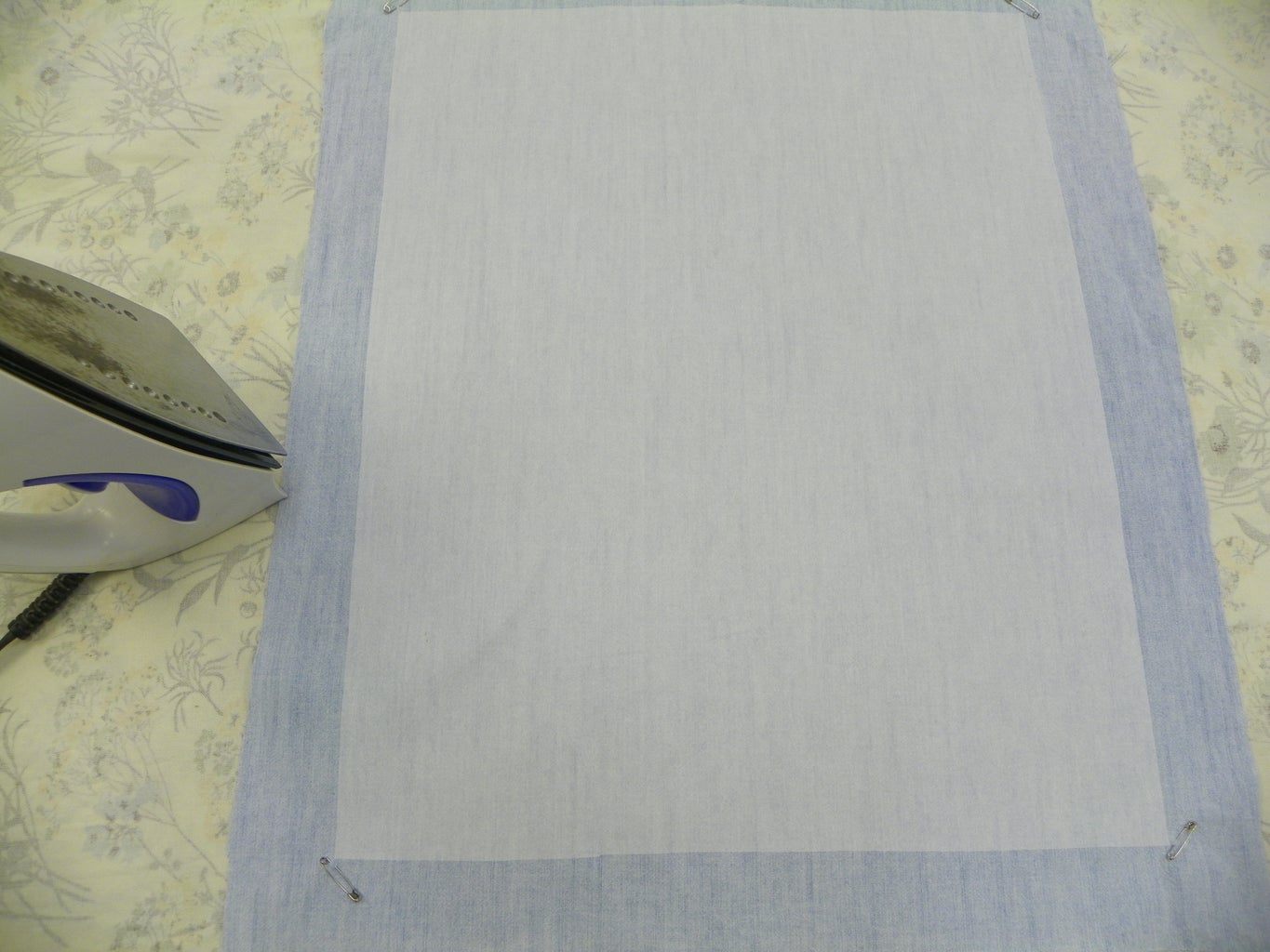 Cutting Up the Fabric