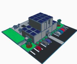 James Develin健身房模型(环保型)