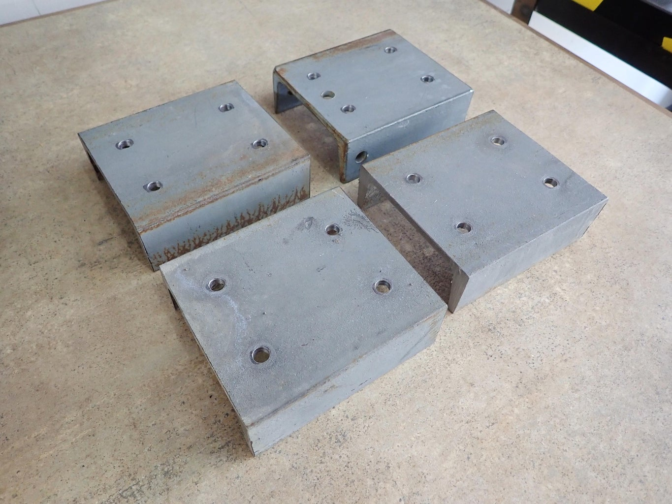 Mounting Brackets for Casters