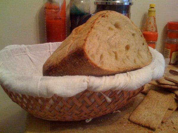 $2 Banneton for Better Bread Loaves