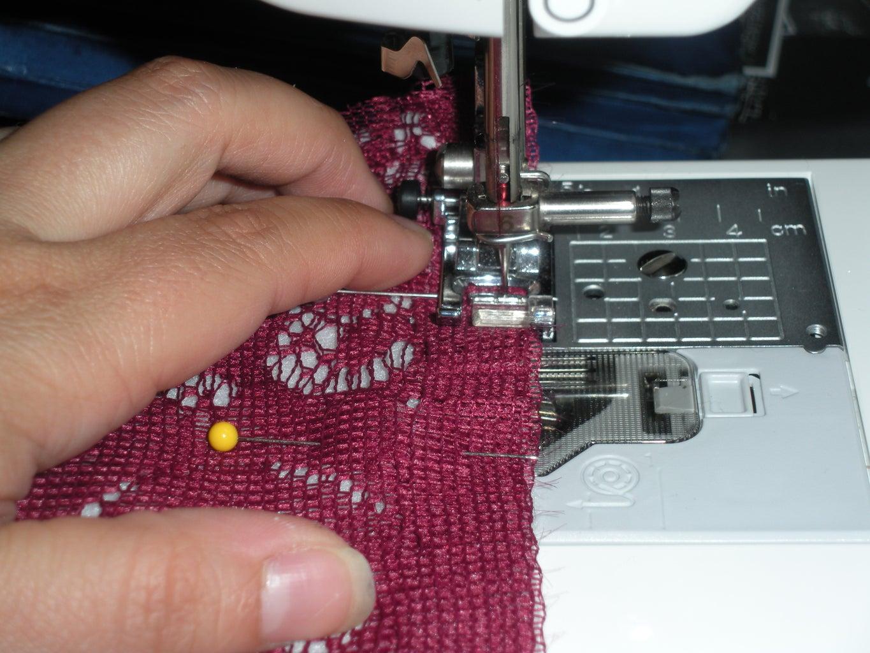 Step 4 - Sewing