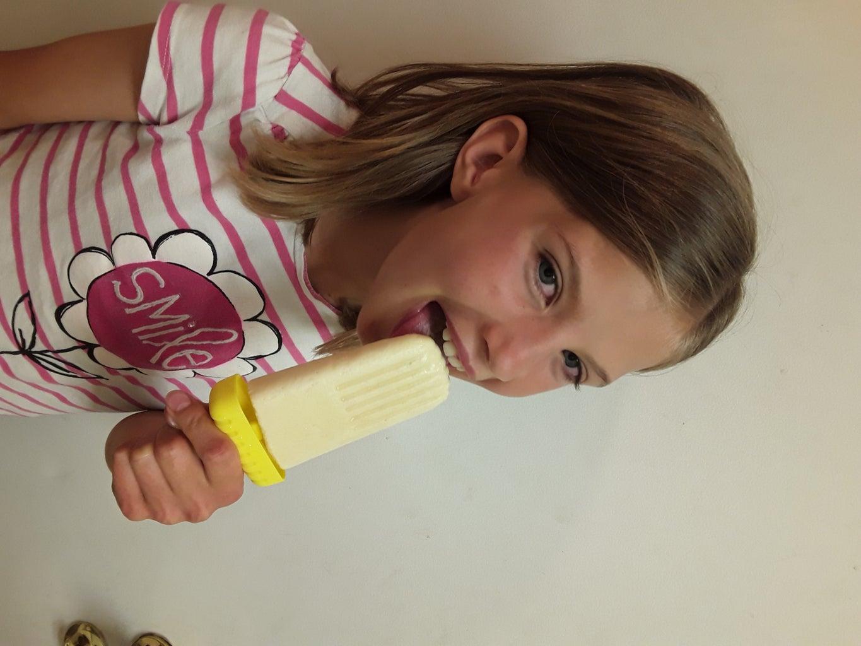 Healthy Orange Creamsicles