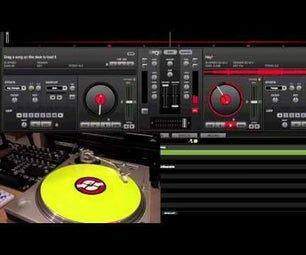 How to Use Timecode Vinyl in Virtual DJ