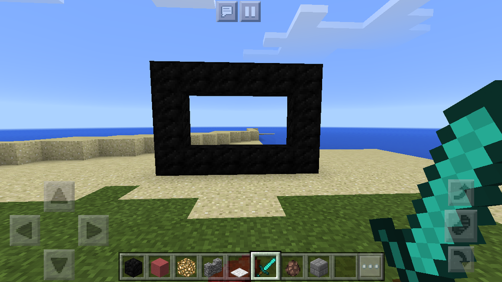 Minecraft Pe Furniture Design Ideas Pictures 6 Steps Instructables