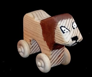 How to Make a Toy Lion by Alonzo
