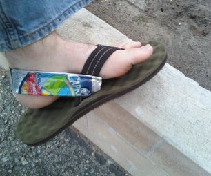 Caprisun Pouch Heelstraps for Sandals