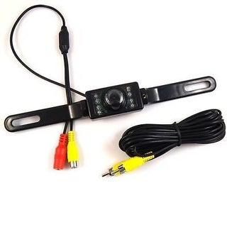 Modifying 120deg Viewing Angle Infrared Rear View Camera