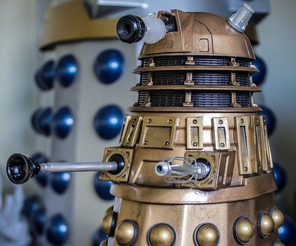 Build a 3D Printed Dalek!