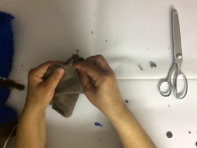 Sewing the Owl's Body