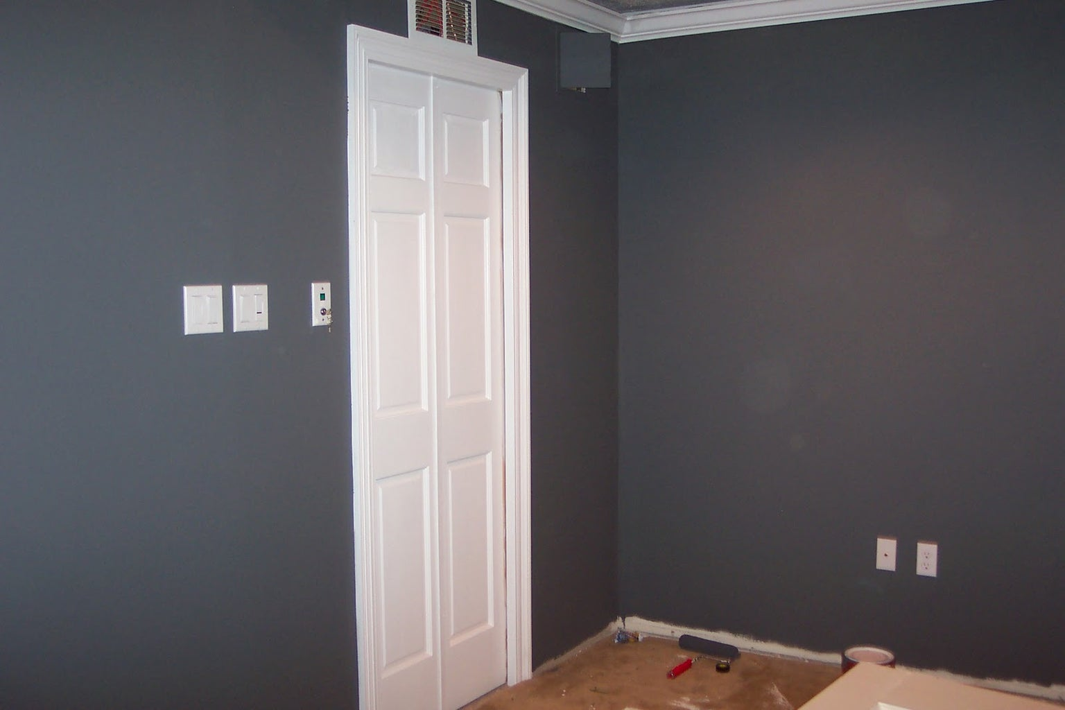 Test It Out / Patch Up the Wall