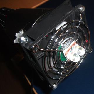 Solder LED Fume Extractor
