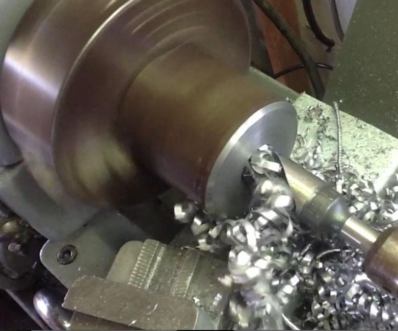 Making Custom Trailer Axle Components