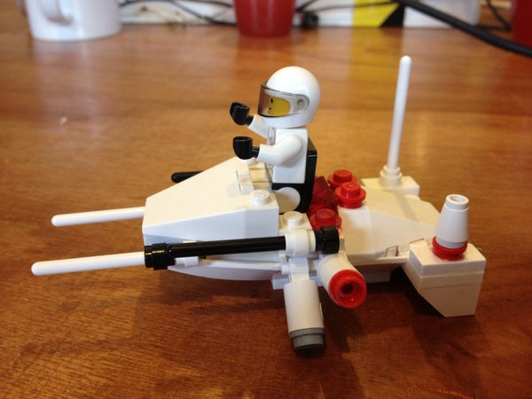 Lego Ship USB Stick