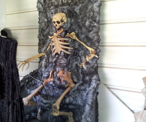 Skeleton Fountain