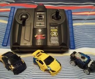 Nitro Mini RC Car
