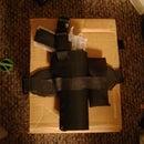 Cheap Airsoft Pistol Thigh Holster