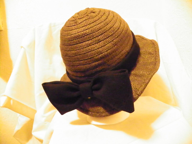 Hatband and Bow
