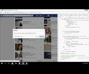 How to Remove All Members in the Facebook Group at Once