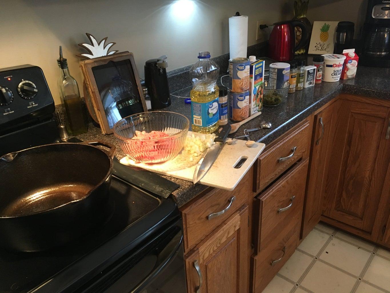 Recipe - Gather Ingredients