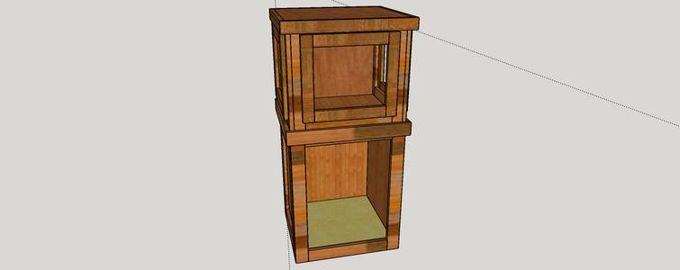 3D Printer Cabinet Enclosure